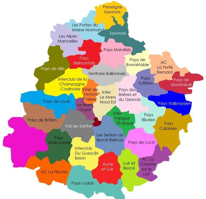 Carte associations gm site