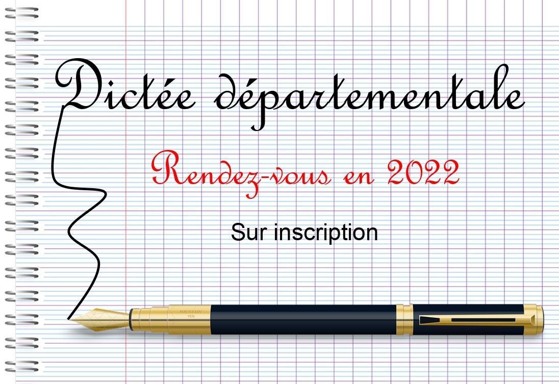 Dictee departementale page 0001
