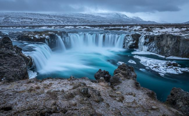 Iceland 2064170 godafoss